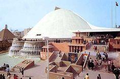 Indian pavilion, Expo 70, Osaka, Sachdev Eggleston Associates