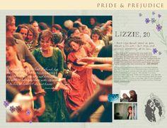 Pride and Prejudice 2005  - online companion - Lizzie Bennet - Elizabeth Bennet - Keira Knightley - Page 12