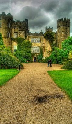 Malahide Castle, Ireland | Flickr - Photo by Damian Synnott