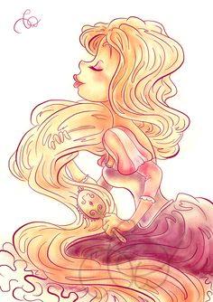 Rapunzel by Nohongo