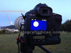 Como fotografar a lua - Parte II - Fotografia Dicas 2