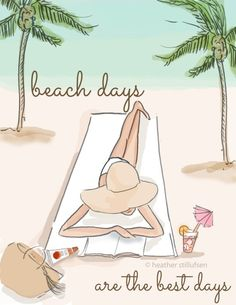 Rose Hill Designs by Heather Stillufsen. If you can't get to a beach. Checkout our website. We have lots of beautiful Beach Cottage Items for your home or for a gift. So you can bring the beach to you. Bonjour Week-end, Rose Hill Designs, Hello Weekend, Happy Weekend, Happy Saturday, Happy Monday, Beach Quotes, Beach Poems, Summer Quotes