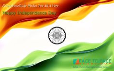 Wish you a very #happyindependenceday 2 all of u! Celebrate 69th Independence day with https://www.facetofacestudy.com