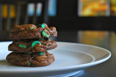 ecember cooking means cookie baking. While you consider what to put on your cookie plates this year, take a look at some of LDS Living's favorite recipes – chosen by editors, and also chosen by readers.    Photo by Kate Ensign-Lewis      Mint Polka Dot Cookies  Kate Ensign-Lewis, Online Editor      These chocolatey, minty cookies are one of the most requested desserts in our house. We've made more than our share of grocery store runs simply to get supplies for the mint cookies. With a great…