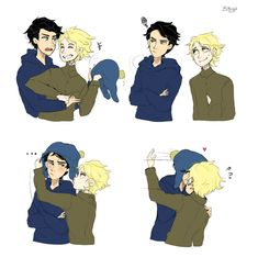 Craig can't stay mad at Tweek forever.