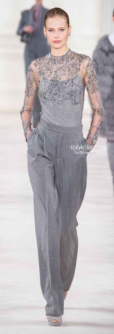 Ralph Lauren, Autumn//Winter 2014, Ready to Wear
