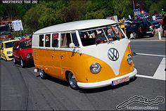 VW Type 2 Split Screen bus