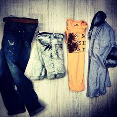 mad 1992    jeans, shorts, t-shirt, shirt