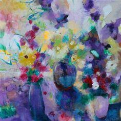 """Three Vases "" -  Kerri Blackman"