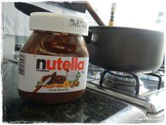 CasaMila.com: brigadeiro de nutella... humm