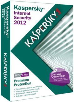 Kaspersky Internet Security 2012 - 3 Users: http://www.amazon.com/Kaspersky-Internet-Security-2012-Users/dp/B0056CZC2S/?tag=dailsoftrevia-20