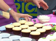 Yum... I'd Pinch That! | Sprinkles' Key Lime Cupcakes