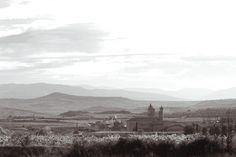 Euskal Herria, Álava / Araba, Rioja alavesa, Elciego. Octubre de 2007