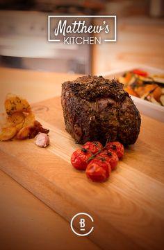 Beef Rib - Sunday Roast Style