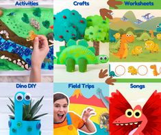 We have so many fun activities, crafts, shows, songs and FREE worksheets about dinosaurs at SuperSimple.com. Have fun planning a lesson or theme party and getting inspired! Fun Songs For Kids, Travel Songs, The Good Dinosaur, Free Worksheets, Wren, Toddler Activities, Dinosaurs, Teaching Kids, Cool Kids