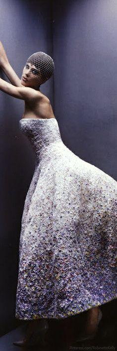 Christian Dior Haute Couture   F/W 2012, Vogue Japan