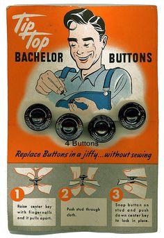 ButtonArtMuseum.com - Button card