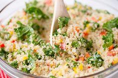 Recipe: Clean Eating Quinoa Salad