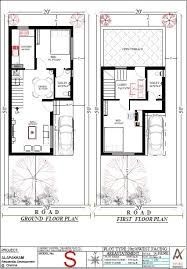 Image Result For 20 50 House Plan 2bhk South Facing House House Plans Duplex House Design