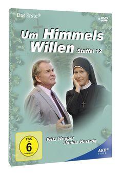 Um Himmels Willen: Janina Hartwig, Fritz Wepper