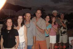 Quinn/Holmes clan at Eddie's - 2008