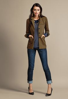 Women's Work Outfits | cabi Fall 2017 Clothing Collection.  jeanettemurphey.cabionline.com, open 24/7