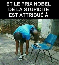 And the Nobel Prize for Stupidity is awarded to – Humour Asterix Y Obelix, Funny Video Memes, Funny Faces, Really Funny, Laugh Out Loud, Funny Photos, I Laughed, Haha, Have Fun