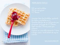 Recipes for a rainy day: Strawberry Jam   fiesta virtual! by Euge de la Peña