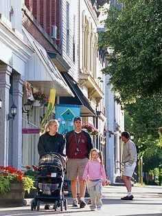 Midwest Living editors have been visiting the region's small towns for more than 20 years. Here are our top 100 places to escape for a little shopping, sightseeing and relaxing.
