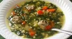 Italian soup pic. Take a cooking Class at That Kitchen Place