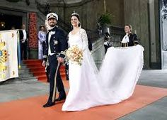 Image result for brides dresses princess style