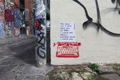 Los Angeles Based Artist Drops Words of Wisdom Across the Walls of Melbourne, Australia