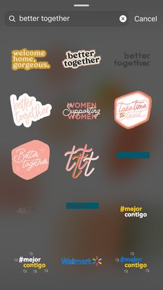 GIFs - Keyword: better together - Gif Instagram, Instagram Photo Editing, Creative Instagram Stories, Instagram And Snapchat, Instagram Worthy, Instagram Story Ideas, Instagram Quotes, Gifs, Insta Snap
