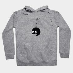 smiley bomb - Smiley Face - Hoodie   TeePublic Hoodies, Sweatshirts, Smiley, Nike Jacket, Athletic, Face, Sweaters, Jackets, Fashion