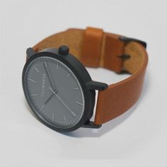 Matte Black Watch