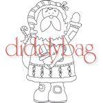 Diddybag Set 7542 - Santy Bumpkins Digital Stamps