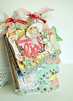 A Project by JennyChesnick from our Scrapbooking Altered Projects Galleries originally submitted 05/22/11 at 11:40 AM