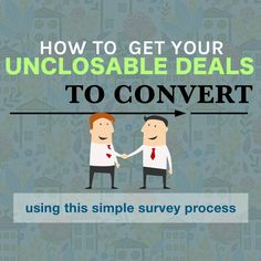 You can actually use a real estate survey to help convert those impossible leads into contracted clients! We'll walk you through several scripts