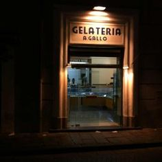 Antica Gelateria Gallo - Portici, Napoli, Italia