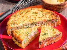 Cheesecake-polenta-speck