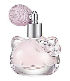 The cutest design I've seen so far for a perfume bottle.
