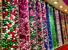 The only one in Europe - M&Ms World in London