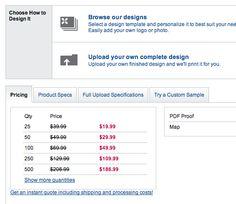 Assignmen 5 - Cost for Brochure  http://www.vistaprint.com/custom-brochures.aspx?GP=12%2f15%2f2013+12%3a27%3a53+PM&GPS=3049004777&GNF=0