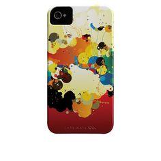 Matika 1 by Joshua Davis iPhone case from Case-Mate