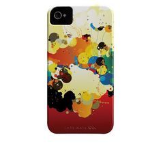 Matika 1 by Joshua Davis iPhone case from Case-Mate