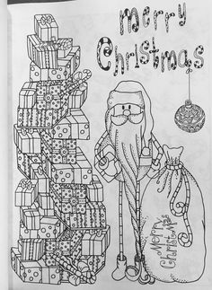 Christmas Coloring Book A Stress Management For Adults Penny Farthing Graphics