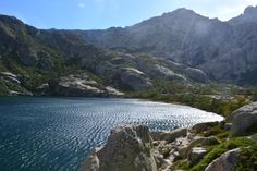Lac du Melu, Corse