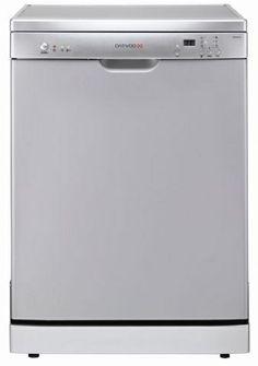 """"""" Daewoo DDW-1212 6 Programlı Bulaşık Makinesi  """" - (Gümüş) A+++ enerji sınıfı yıkama performansı sayesinde sınıfının en az enerji tüketen bulaşık makinelerinin başında gelen Daewoo DDW-1212 bulaşık makinesi size çok hesaplı bir kullanma olanağı sunar, faturalarınızı kapartmaz."""