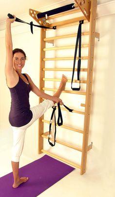 AXA Yoga - Espaldares