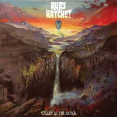 'Valley of the Snake' by Ruby the Hatchet on TeePee Records (2015)